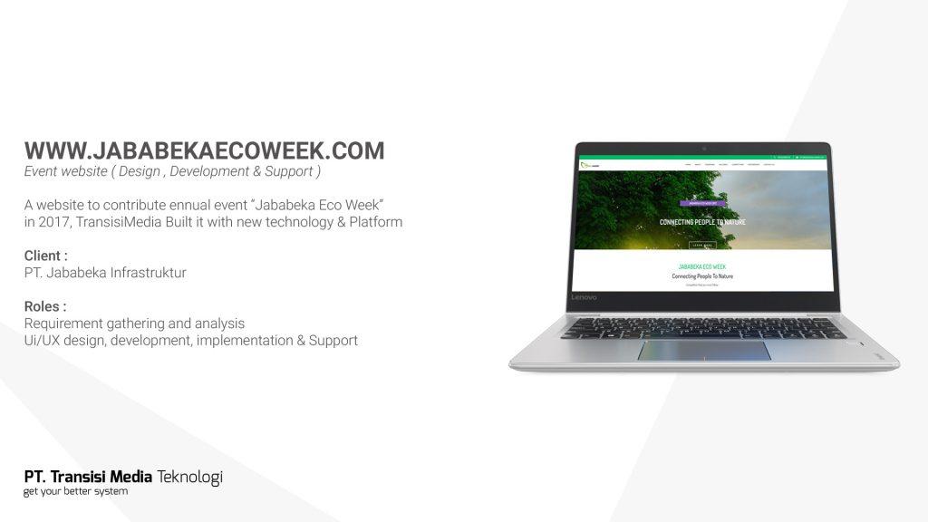 jasa pembuatan website jababeka